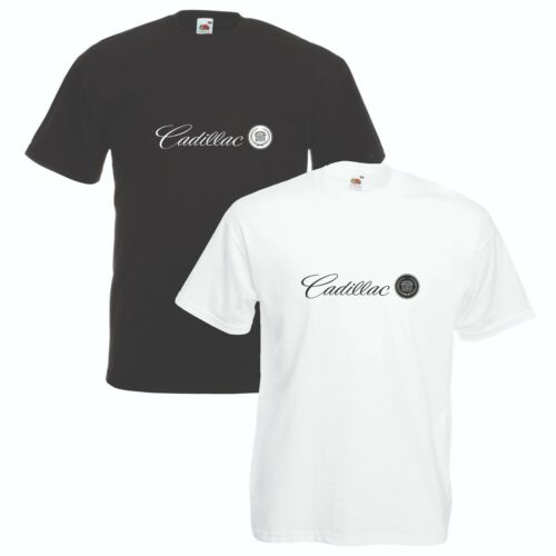 Cadillac T-Shirt Car Enthusiast Escalade Eldorado CTS VARIOUS SIZES /& COLOURS