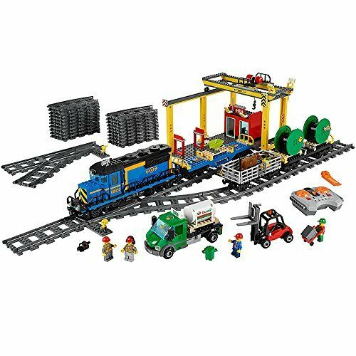 LEGO City Cargo Train 60052 Toy