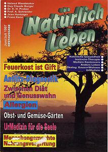 66-x-Natuerlich-leben-6-7-1997-bis-8-9-2008-ohne-8-9-2000-und-8-9-2003