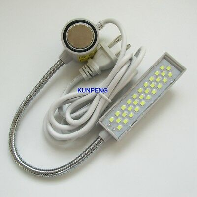 Consew Brother 220V 6 Led Magnetic Base Nähmaschine Licht Lampe für SINGER