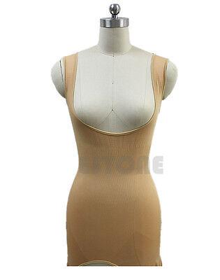 Fashion Women Slimming Underbust Bamboo Shaper Corset Body Bodysuit Shapewear