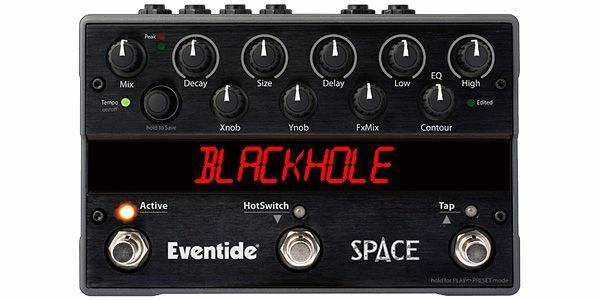 NEW EVENTIDE SPACE MULTI-EFFECT ELECTRIC GUITAR EFFECT PEDAL