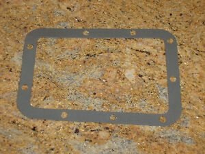 Details about 1940 - 52 Ford transmission column side shift cover gasket  flathead 01A-7223