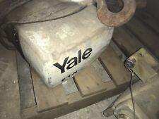 Yale Pneumatic 3 Ton Electric Chain Hoist