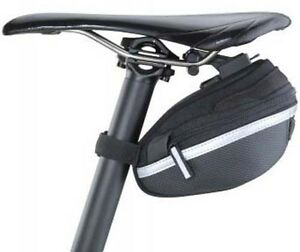 Topeak-Expandable-Wedge-Saddle-Bag-II-Small-MTB-Bicycle-Bike-Pouch-Rain-Cover