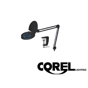 corel lighting mlq6025n lampade da laboratorio - serie led - nera | ebay