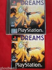 DREAMS PLAYSTATION 1 DREAMS PS1 PSONE PS2 PS3