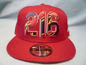 e03e7966944 New Era 9Fifty Cleveland Cavaliers 216 Area Code Snapback BRAND NEW ...