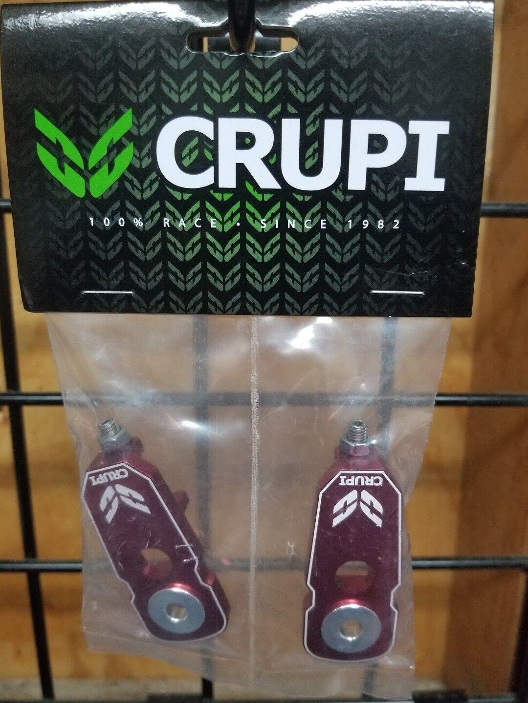 Crupi Solo  BMX Chain Tensioner Red  cheap sale
