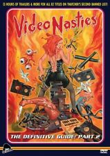 Video Nasties: The Defnitive Guide - Part 2 (DVD, 2015, 3-Disc Set)