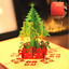 USA-3D-Pop-Up-Paper-Card-Christmas-Tree-Gift-Xmas-Greeting-Holiday-Lovely-Toys thumbnail 3