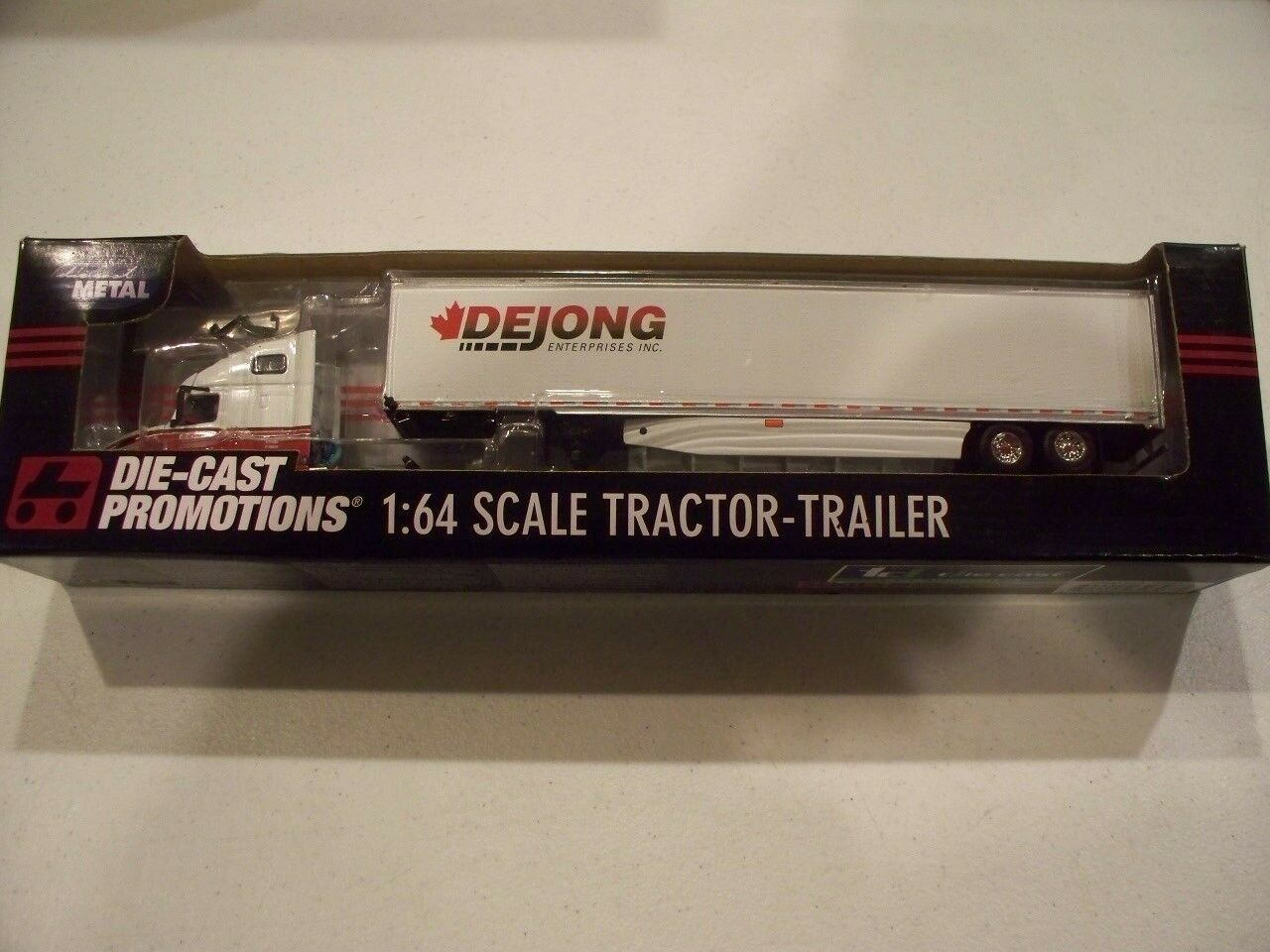 Rindió empresas DCP 32807 remolque de tractor camión Diecast Nuevo