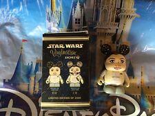 "Disney Vinylmation Star Wars Eachez #7 - "" Princess Leia ""  Non Variant LE 2250"