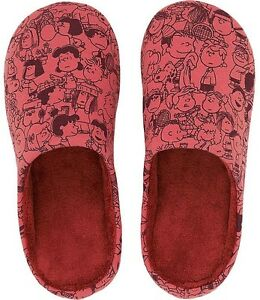 e032664dc699 PEANUTS x UNIQLO  Characters  Unisex Room Shoes   Slippers L M9 ...
