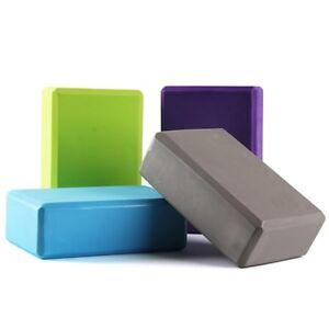 SALE-1pc-Yoga-Block-EVA-Foam-Fitness-Brick-Pilates-Tool-Gym-Workout-Stretching