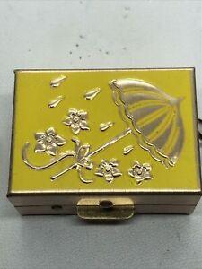 Vintage-Pill-Box-Brass-Medicine-Travel-Box