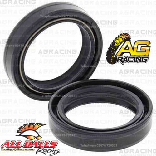 All Balls Fork Oil Seals Kit For Harley XLH Sportster Super 1991 91 Motorcycle