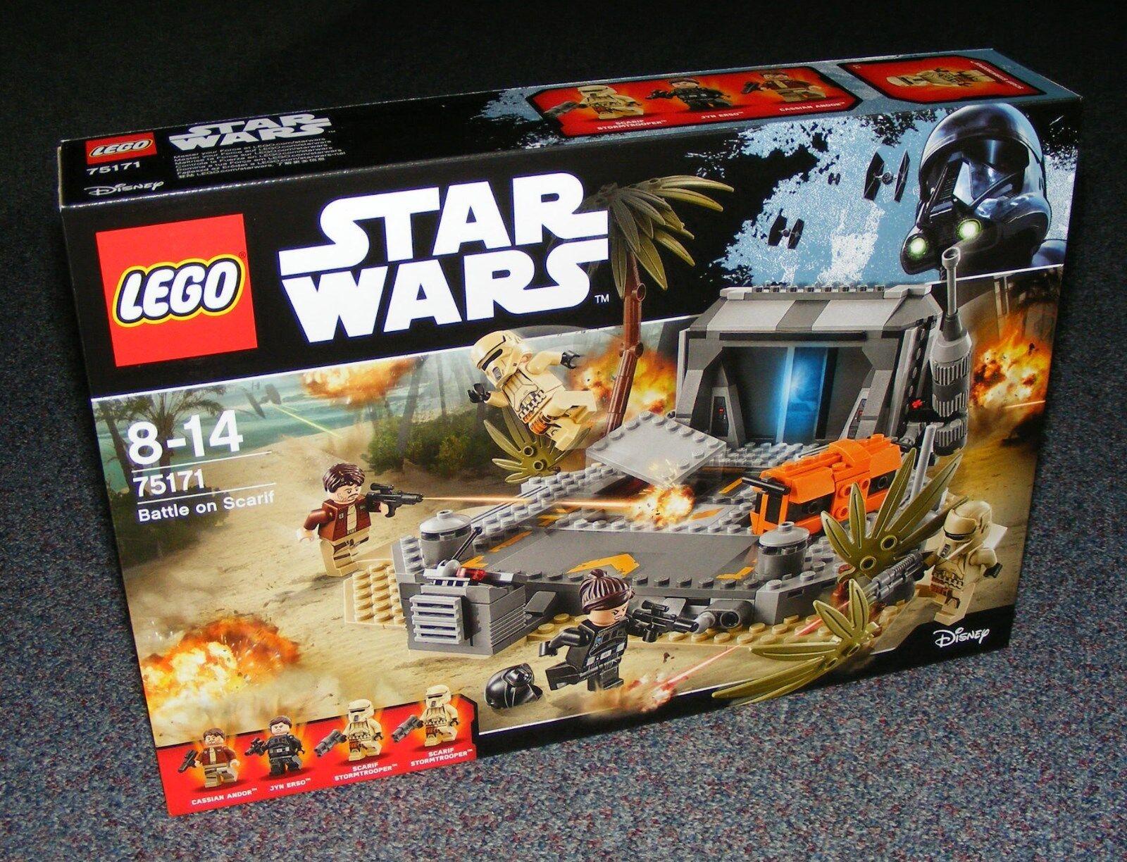 STAR WARS LEGO 75171 BATTLE ON SCARIF BRAND NEW SEALED BNIB