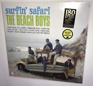 Beach-Boys-Surfin-039-Safari-2014-NEW-LP-180g-Reissue-BONUS-TRACK-1962-Wilson