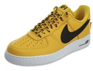 eba37e2c Details about NWT Nike Air Force 1 Low NBA '07 LV8 Amarillo Yellow  Steelers- 823511-701 -SZ-17