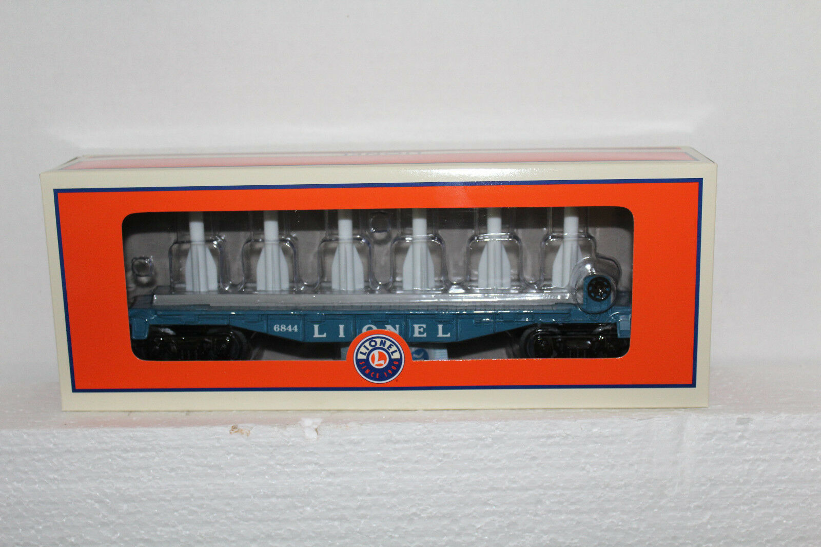 Lionel  81493 Lionel missile carrying car