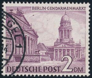 BERLIN-1949-MiNr-58-X-sauber-gestempelt-Befund-Schlegel-Mi-300