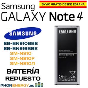 BATERIA-PARA-SAMSUNG-GALAXY-NOTE-4-IV-SM-N910-N910F-EB-BN910BBE-BN916BBE-3000mAh