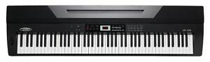 88-Tasten-Digital-Piano-Stage-Piano-E-Klavier-Keyboard-USB-MIDI-LCD-DSP-Aufnahme