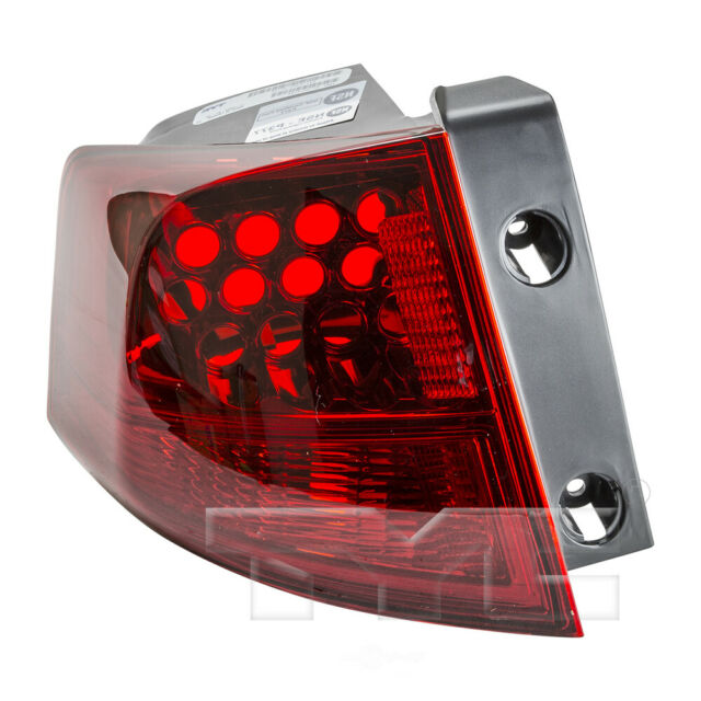 Tail Light Assembly-Nsf Certified TYC 11-6454-91-1 Fits 10