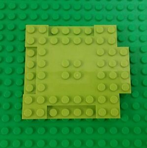 *NEW* Green 8x16 stud Baseplate Flat Platform Base Roof Plate 1 piece