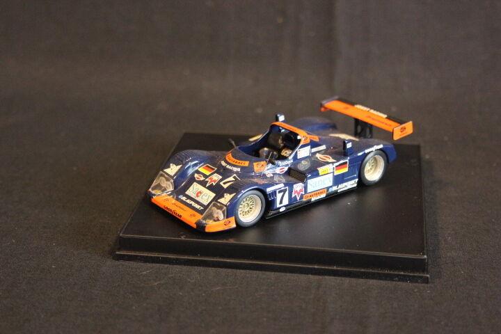 Troféu Joest Porsche 1996 1 43 Jones     Wurz   Reuter 24h Le Mans (HB) 811327