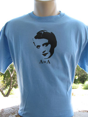 Color T-Shirt Difference Welfare State Matter of Time Ayn Rand Economics Quote