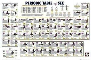 Periodic-Table-Sexology-Maxi-Poster-91-5cm-x-61cm-new-and-sealed