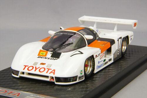 1//43 HPI IG Model Ignition Toyota Dome RC 84 C # 17 1984 JSPC IG0337