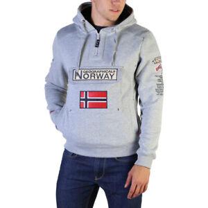 GEOGRAFICA-Norvegia-Uomo-Felpa-Gymclass-ERA-75-ora-34-99