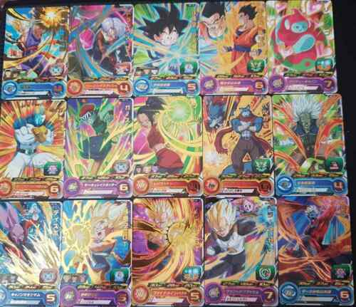 Carte DBZ Super Dragon Ball Heroes Universe Mission Part 1 UM1 #Rare-Regular Set