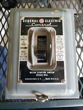 Ge Cr1062 M1a Motor Starting Switch