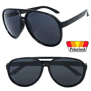 48f9cdcb9df Image is loading Mens-Polarized-Aviator-Flat-Top-Sunglasses-Sports-Driving-