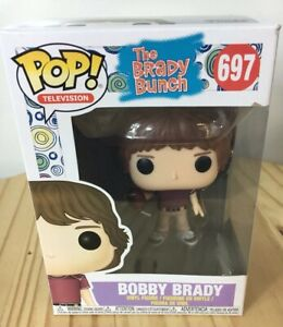 Funko Pop Television 697 Bobby Brady The Brady Bunch