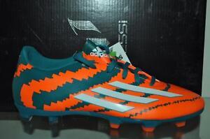 timeless design fbfea e7e35 Image is loading adidas-Mens-F50-Messi-10-3-FG-Soccer-