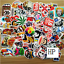 20-700pcs-lot-Sticker-Bomb-Decal-Vinyl-Roll-Car-Skate-Skateboard-Laptop-Luggage thumbnail 5