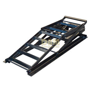 1 Ton Steel Car Truck Service Ramp Stand Lifting 7 7 8