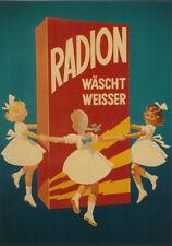 Original Plakat - Radion