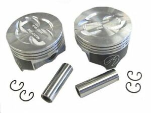 Speed-Pro-H615CP30-Small-Block-Chevy-400-406-Dished-Hyper-Pistons-030-Bore-SBC