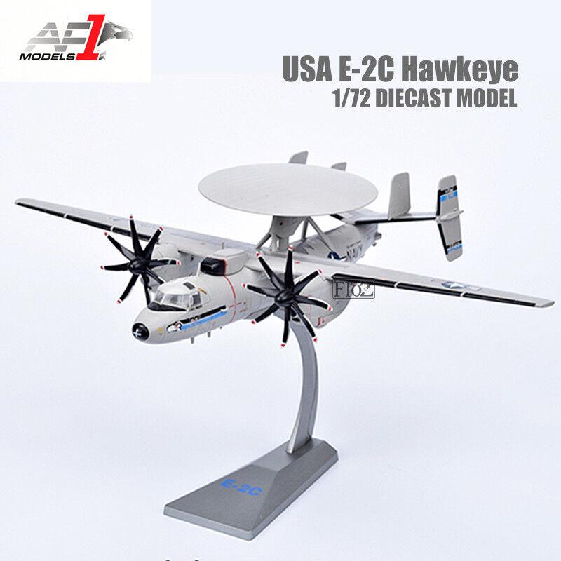 AF1 USA E -2C Hawkeye 1  72 tärningskast planmodelllllerl för flygagagplan