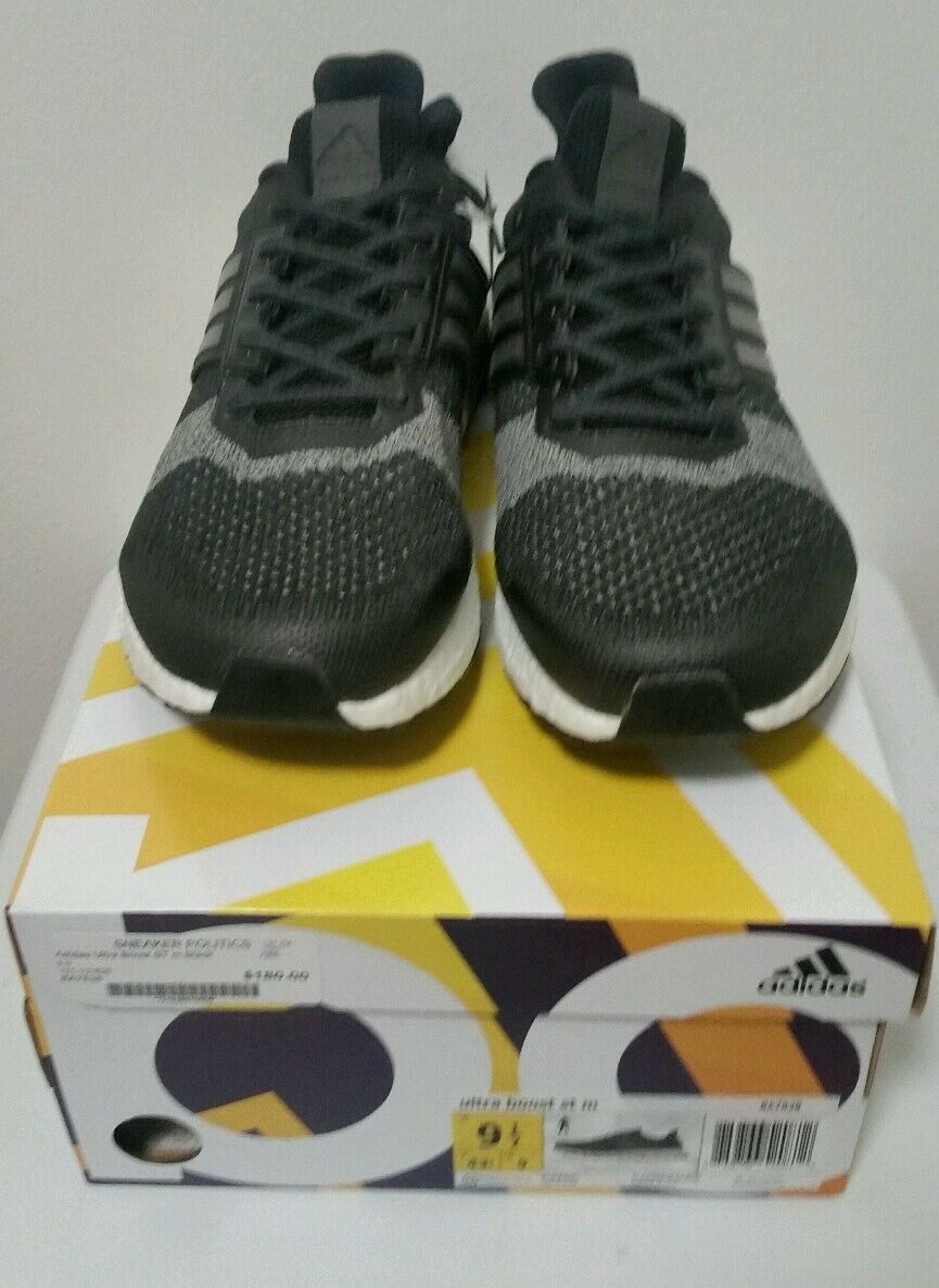 Adidas Ultra Boost ST Running Shoes BA7838 100% Authentic Comfortable
