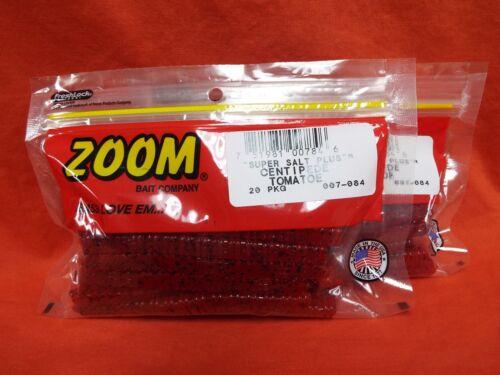 #007-084 Tomatoe 20cnt ZOOM Centipede 2 PCKS