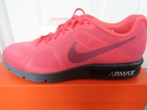 Details zu Nike Air Max Sequent trainers sneakers 719912 802 uk 10 eu 45 us 11 NEW IN BOX