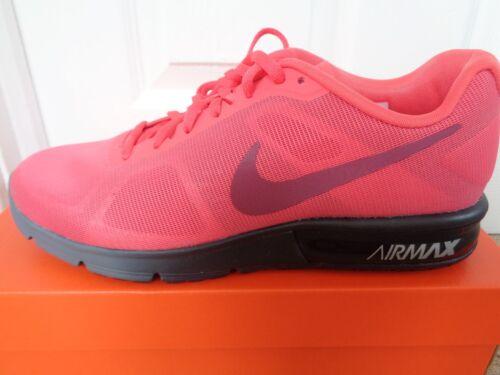 802 45 Eu Sequent Box Nike Max de 719912 11 deporte Us New 10 Uk Zapatillas Air In 0SqPpFwv