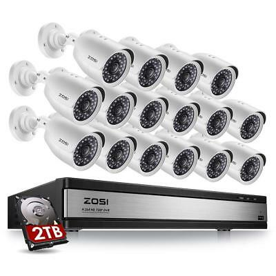 Black Friday 720p 16 Channel Security Camera System Night ...